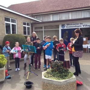 Cottenham Ukelele Group