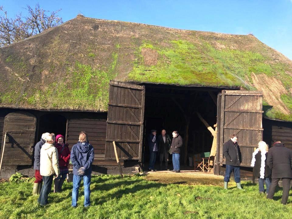 Landbeach Tithe Barn