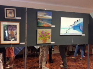Rampton Ramparts Alternative RA Exhibition July 2016