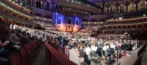 TThe 1000+ voices behind the 70 Strong English Festival Orchestra