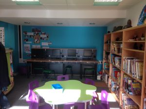 Cottenham Primary School Learning Resource Centre