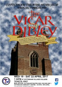 Vicar of Dibley Cottenham Theatre Workshop