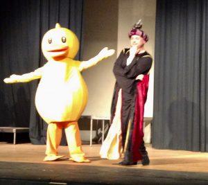 Aladdin Duck