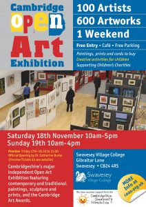 Cambridge Open Art Exhibition