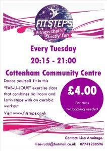 Fitsteps Cottenham Community Centre