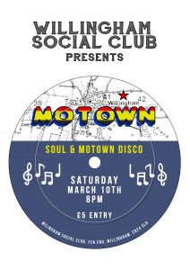 Willingham Social Club Motown disco