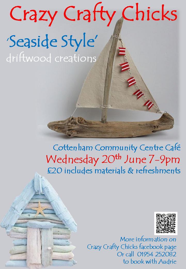 Cottenham Community Centre June 2018