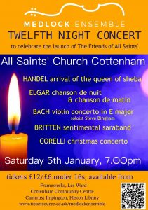 Friends of All Saints Church Cottenham